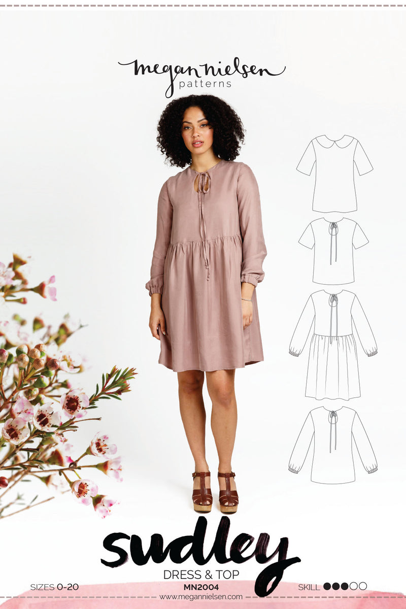 Sudley dress & blouse pattern