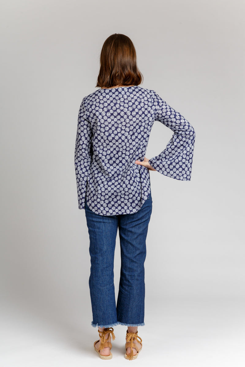 Dove blouse pattern