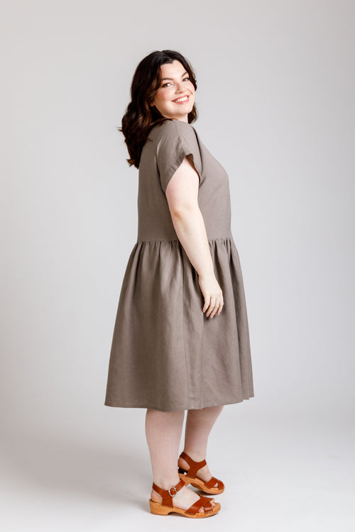 Olive Curve dress & blouse pattern