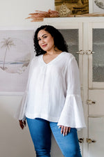 Dove Curve blouse pattern