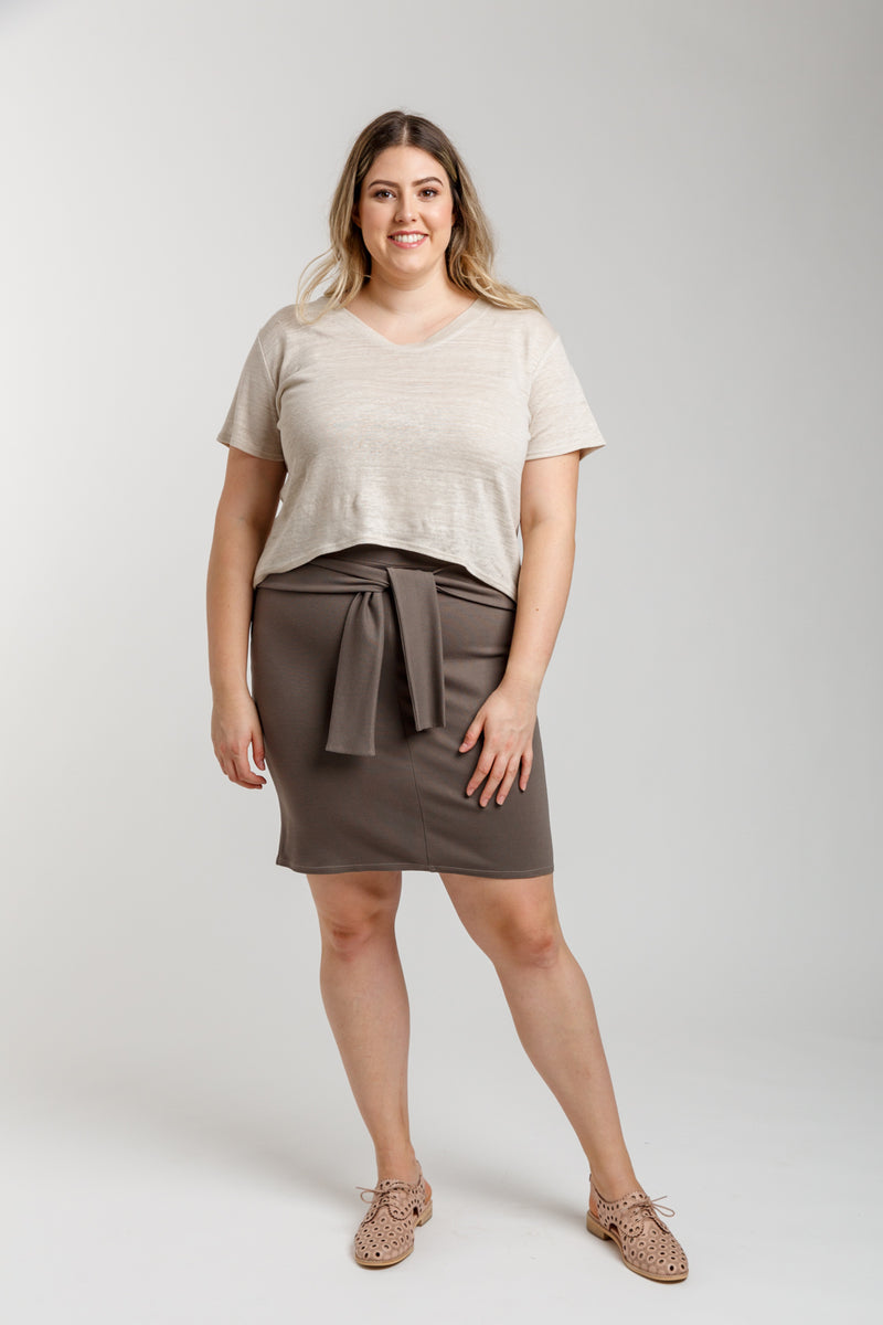 Axel Curve skirt pattern
