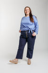 Dawn Curve jeans (4 in 1!) pattern