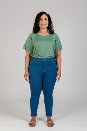 Ash Curve jeans (4 in 1!)