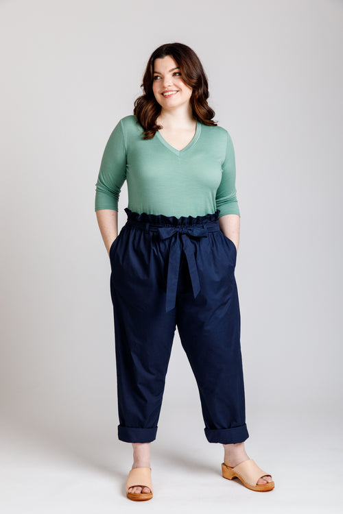 Opal Curve pants & shorts pattern