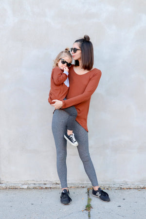Virginia leggings 'Mommy + Me' Bundle