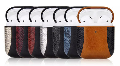 Leather and Hybrid AirPod Case (7 designs)