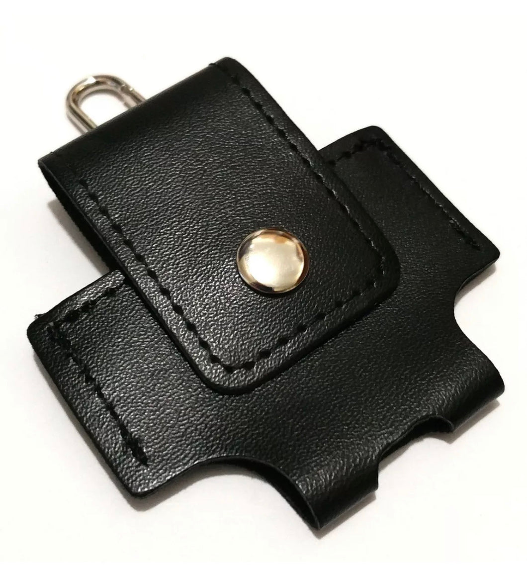 Leather Clip AirPod Case (8 designs)