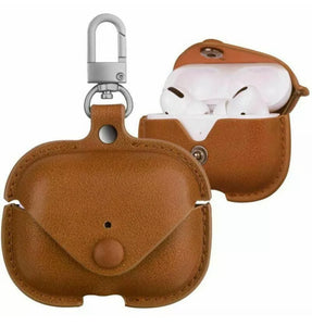 Leather Buckle Protective Case - AirPod Pro (6 colors)