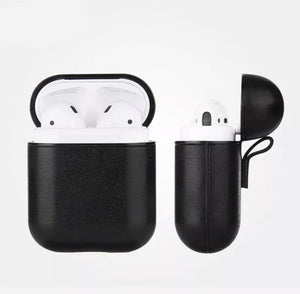 Traditional Leather AirPod Case (4 colors)
