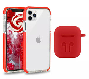 Matching iPhone & AirPod Case (5 designs)