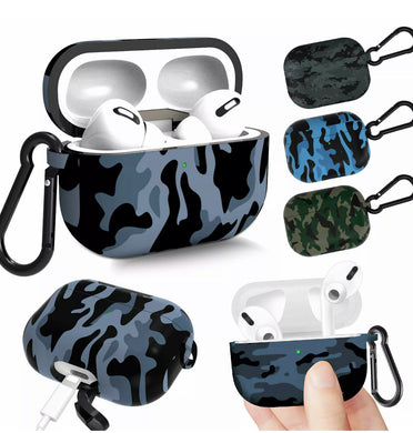 Camo AirPod Pro Silicone Case (4 designs)