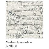 Modern Foundation - Aged Brick