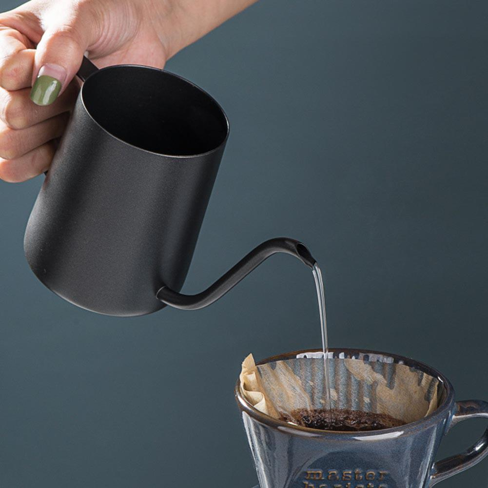 Stainless Steel Long Spout Pour Over Drip Kettle