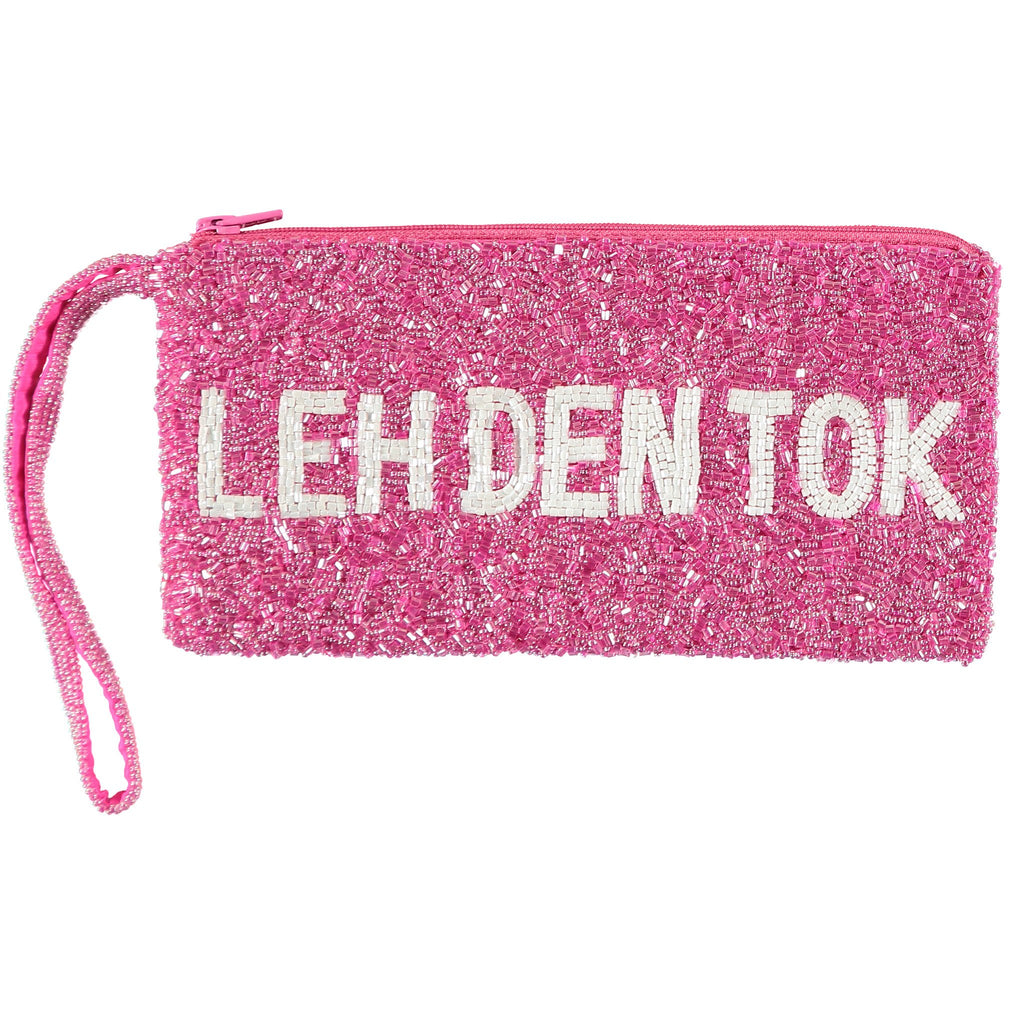 Leh Den Tok Clutch / Let Them Talk Clutch