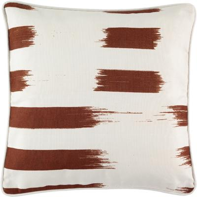 Sierra Bay |  Coconut Brown Large Cushion