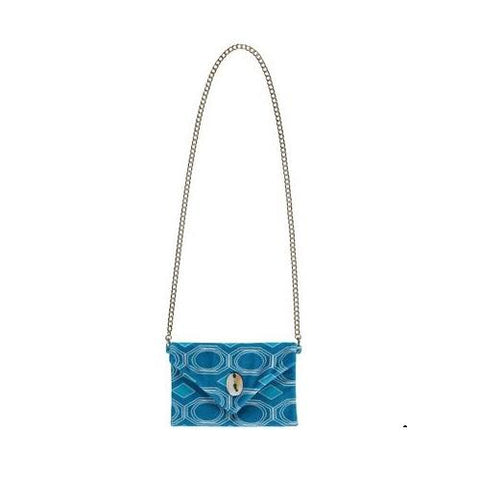 Cirque Musa | Mes Meheux Clutch with Ocean Jasper and Chain