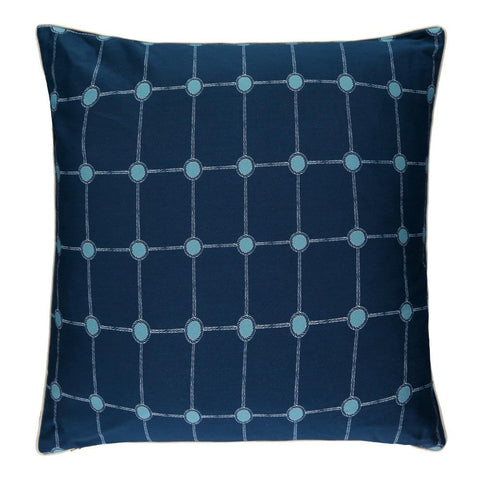 Corde | Crema Large Cushion