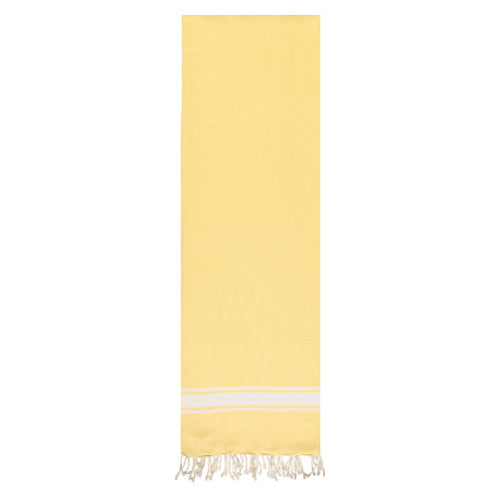 Pale Yellow Hammam Towel XL