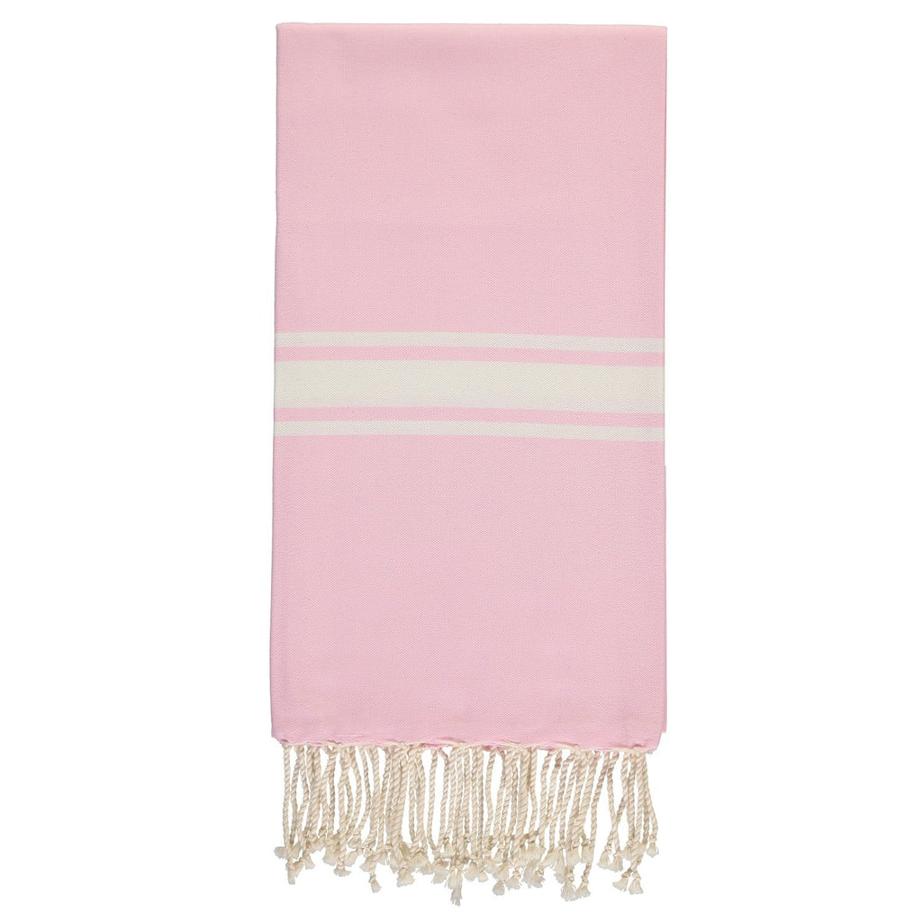 Flamingo Pink Hammam Towel