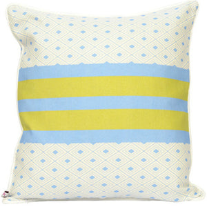 Savane Aqua Large Cushion