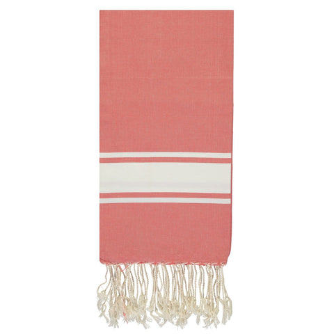 White and Grey Fouta
