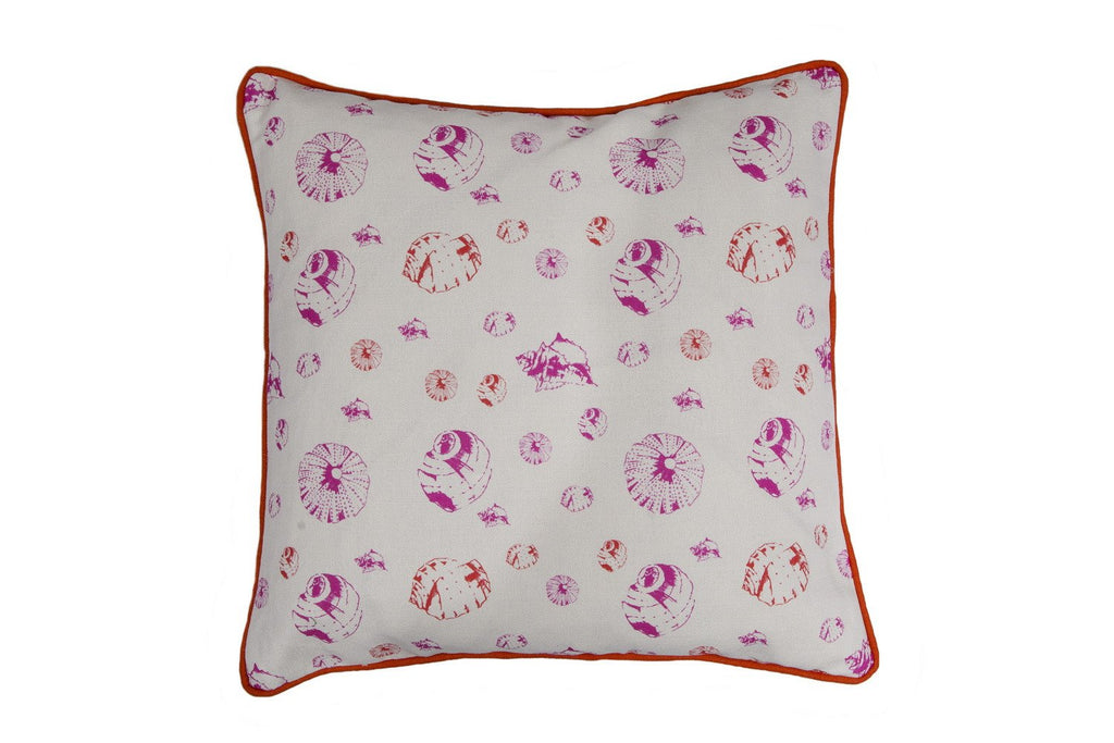 Niger Pink Cushion