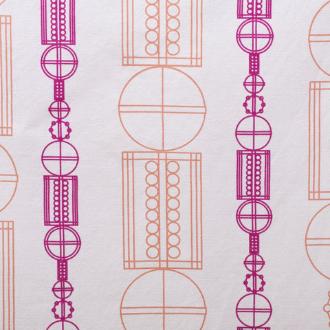 Swatch of Loulou/Mano Bay Wallpaper
