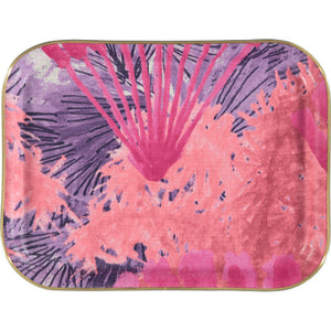 Fanjul Tropic Palm Large Tray