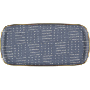 Lolo Blue Oblong Tray