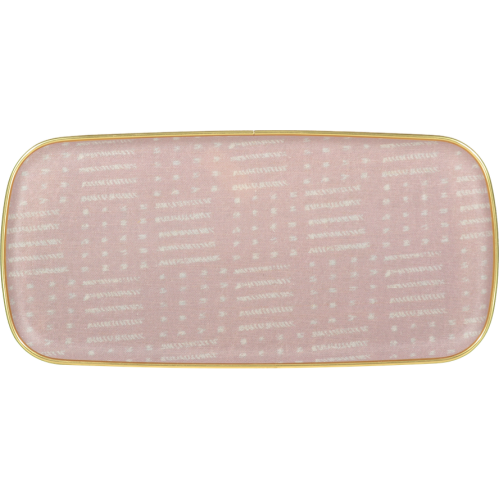 Lolo Pink Oblong Tray