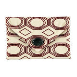 Cirque Musa | Matam Clutch with Jasper Stone closure