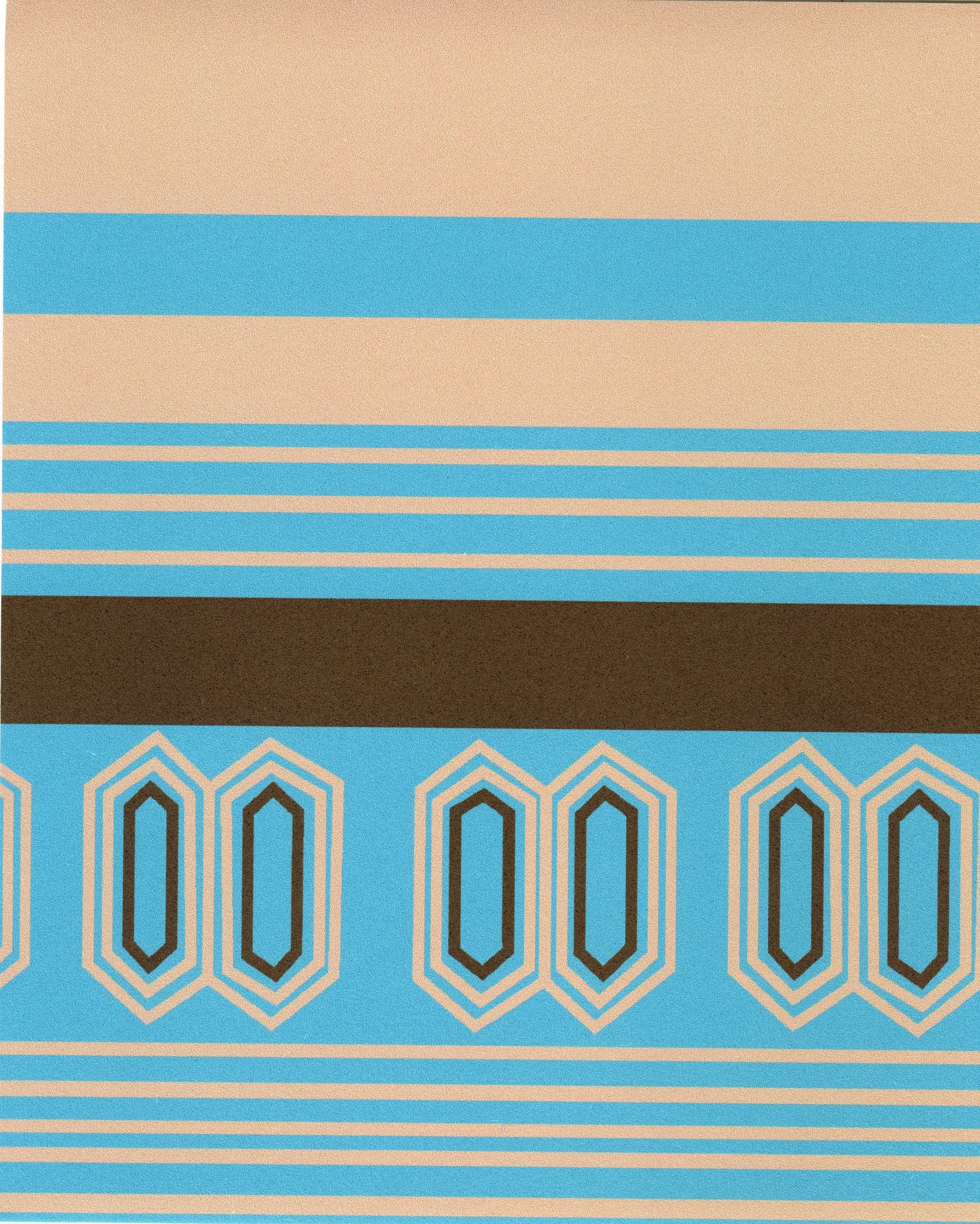 Swatch of Lumley Blues/Tropic Marine Wallpaper