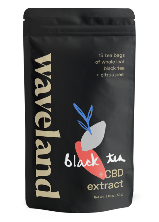 CBD black tea