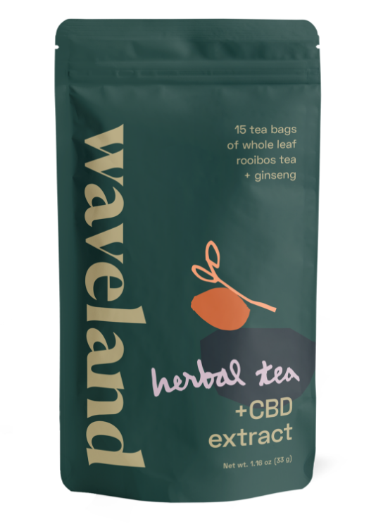 CBD herbal tea