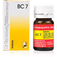 Dr. Reckeweg Bio-Combination 7 (BC 7) Tablet-1