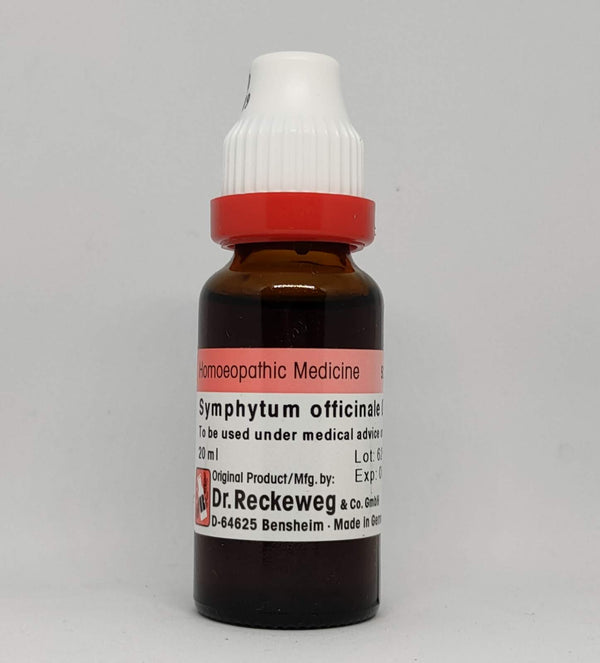 Dr. Reckeweg Symphytum Officinale Mother Tincture