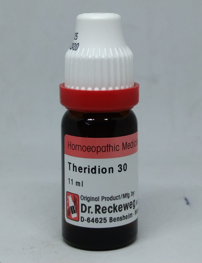 Dr Reckeweg Theridion Curassavicum Dilution