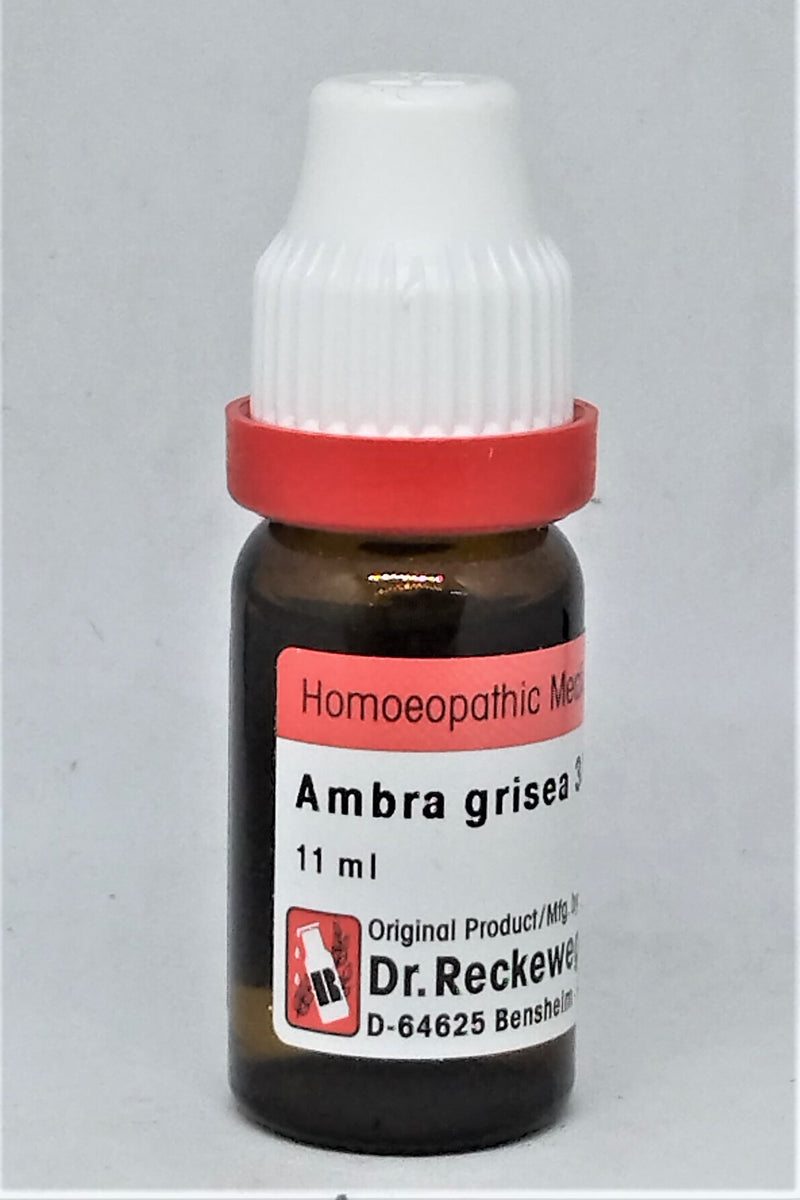 Dr. Reckeweg Ambra Grisea Dilution