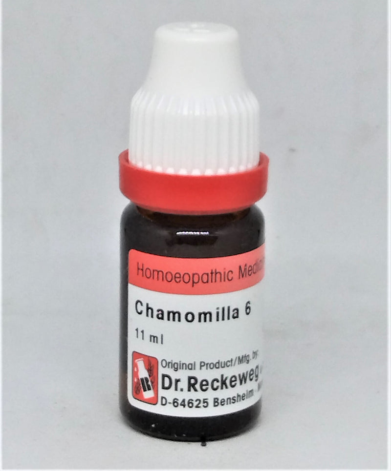 Dr. Reckeweg Chamomilla Dilution