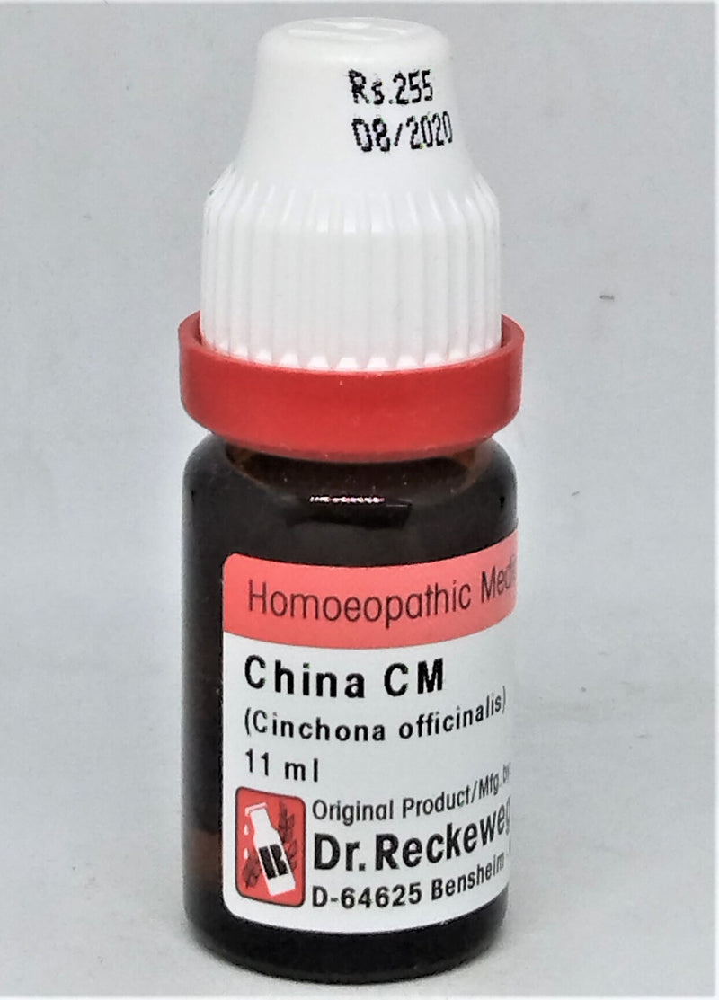 Dr. Reckeweg China Off Dilution