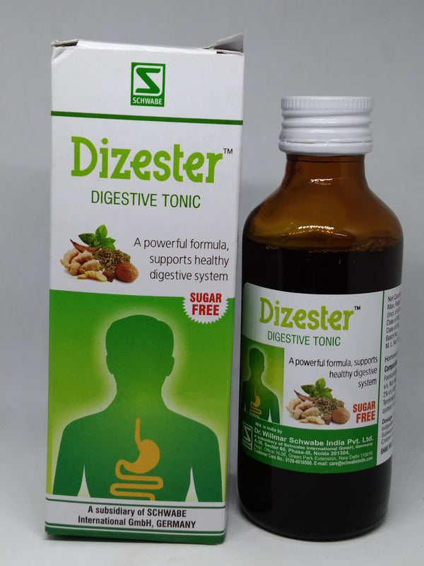 Dr Willmar Schwabe India Dizester Digestive Tonic