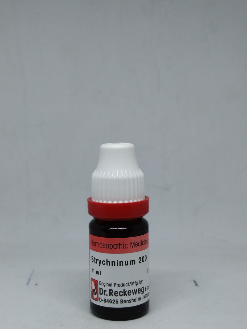 Dr Reckeweg Strychninum Dilution