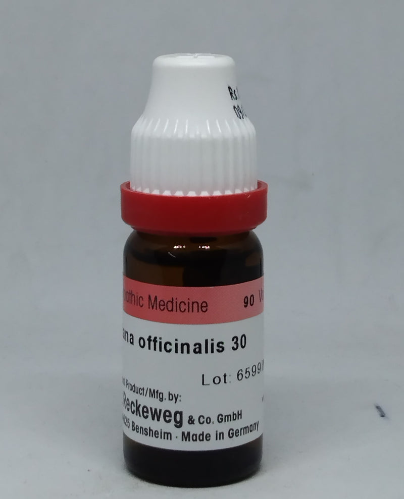 Dr Reckeweg Valeriana Officinalis Dilution
