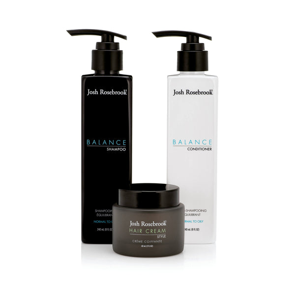Balance Hair Cream Trio