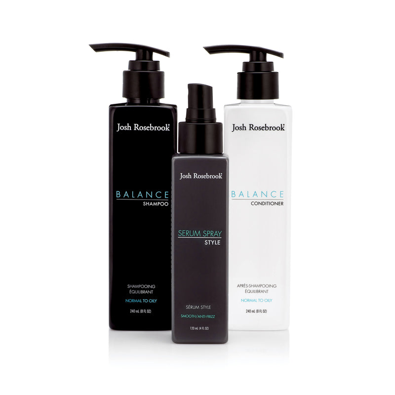 Balance Serum Spray Trio