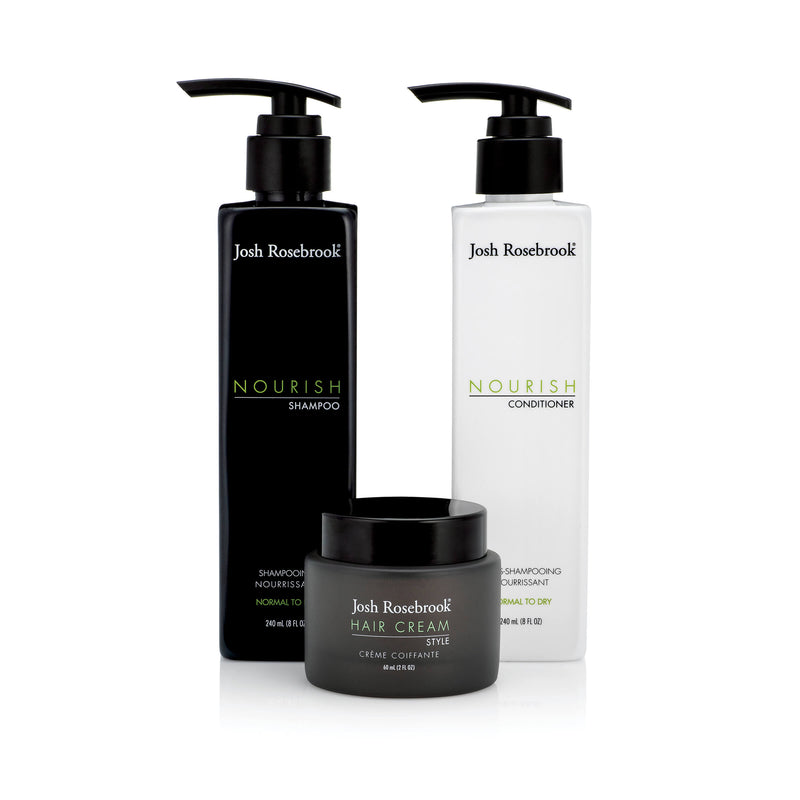 Nourish Hair Cream Trio