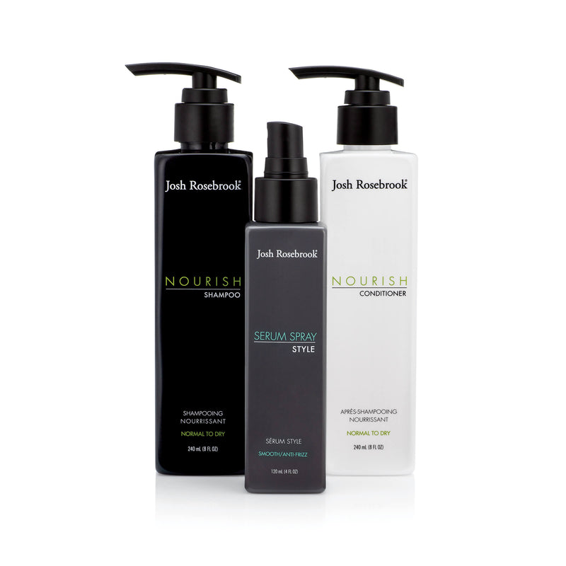 Nourish Serum Spray Trio