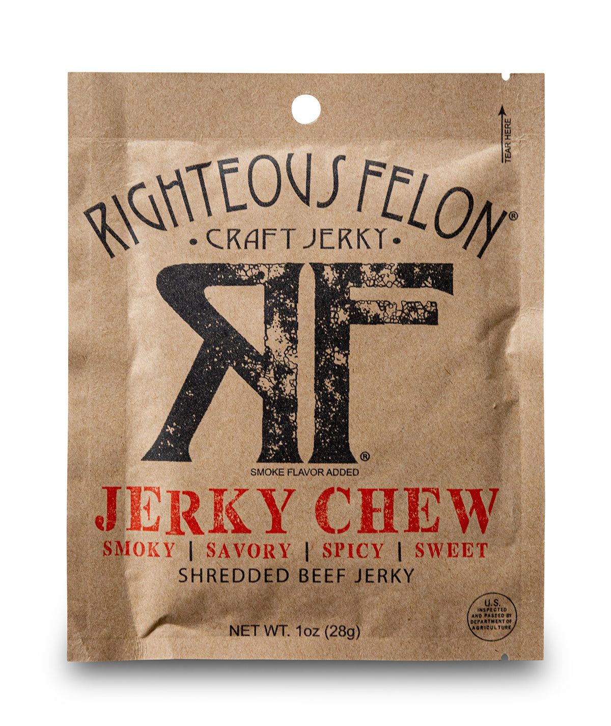 Shredded Jerky Chew - 4pk
