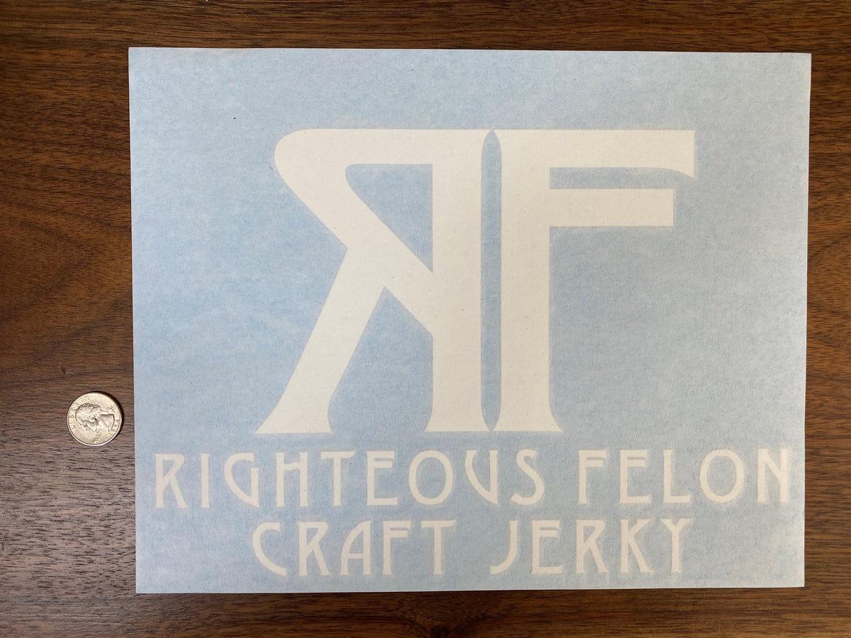 RF XL Sticker
