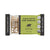 "Kate's Real Food ""Grizzly"" Peanut Butter Dark Chocolate Oat Energy Bar 2.2oz (12ct)"